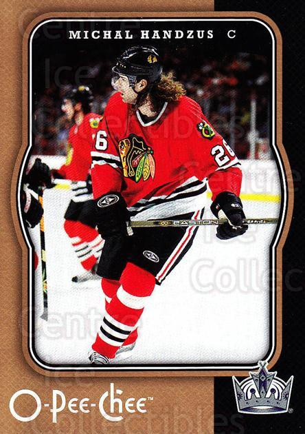 2007-08 O-Pee-Chee #224 Michal Handzus<br/>4 In Stock - $1.00 each - <a href=https://centericecollectibles.foxycart.com/cart?name=2007-08%20O-Pee-Chee%20%23224%20Michal%20Handzus...&quantity_max=4&price=$1.00&code=135590 class=foxycart> Buy it now! </a>