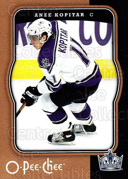 2007-08 O-Pee-Chee #225 Anze Kopitar<br/>3 In Stock - $1.00 each - <a href=https://centericecollectibles.foxycart.com/cart?name=2007-08%20O-Pee-Chee%20%23225%20Anze%20Kopitar...&quantity_max=3&price=$1.00&code=135591 class=foxycart> Buy it now! </a>
