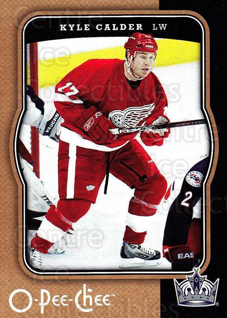 2007-08 O-Pee-Chee #228 Kyle Calder<br/>4 In Stock - $1.00 each - <a href=https://centericecollectibles.foxycart.com/cart?name=2007-08%20O-Pee-Chee%20%23228%20Kyle%20Calder...&quantity_max=4&price=$1.00&code=135594 class=foxycart> Buy it now! </a>