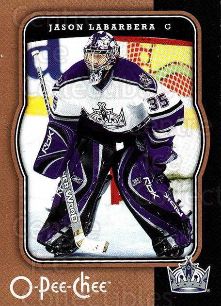 2007-08 O-Pee-Chee #232 Jason LaBarbera<br/>3 In Stock - $1.00 each - <a href=https://centericecollectibles.foxycart.com/cart?name=2007-08%20O-Pee-Chee%20%23232%20Jason%20LaBarbera...&quantity_max=3&price=$1.00&code=135599 class=foxycart> Buy it now! </a>