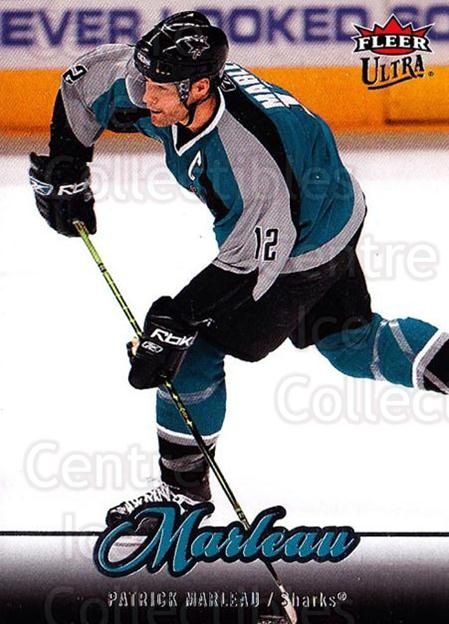 2007-08 Ultra #31 Patrick Marleau<br/>5 In Stock - $1.00 each - <a href=https://centericecollectibles.foxycart.com/cart?name=2007-08%20Ultra%20%2331%20Patrick%20Marleau...&quantity_max=5&price=$1.00&code=136184 class=foxycart> Buy it now! </a>