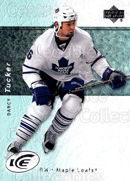 2007-08 UD Ice #33 Darcy Tucker<br/>5 In Stock - $1.00 each - <a href=https://centericecollectibles.foxycart.com/cart?name=2007-08%20UD%20Ice%20%2333%20Darcy%20Tucker...&quantity_max=5&price=$1.00&code=136236 class=foxycart> Buy it now! </a>