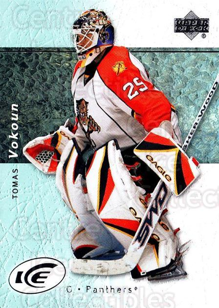 2007-08 UD Ice #42 Tomas Vokoun<br/>6 In Stock - $1.00 each - <a href=https://centericecollectibles.foxycart.com/cart?name=2007-08%20UD%20Ice%20%2342%20Tomas%20Vokoun...&quantity_max=6&price=$1.00&code=136246 class=foxycart> Buy it now! </a>