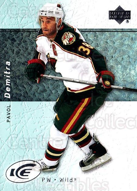 2007-08 UD Ice #81 Pavol Demitra<br/>6 In Stock - $1.00 each - <a href=https://centericecollectibles.foxycart.com/cart?name=2007-08%20UD%20Ice%20%2381%20Pavol%20Demitra...&quantity_max=6&price=$1.00&code=136288 class=foxycart> Buy it now! </a>