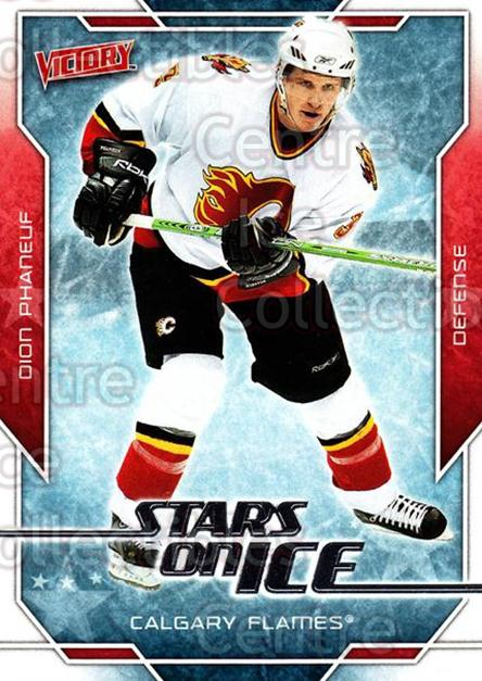 2007-08 UD Victory Stars on Ice #3 Dion Phaneuf<br/>2 In Stock - $2.00 each - <a href=https://centericecollectibles.foxycart.com/cart?name=2007-08%20UD%20Victory%20Stars%20on%20Ice%20%233%20Dion%20Phaneuf...&price=$2.00&code=136317 class=foxycart> Buy it now! </a>
