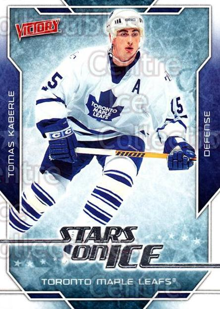 2007-08 UD Victory Stars on Ice #49 Tomas Kaberle<br/>5 In Stock - $2.00 each - <a href=https://centericecollectibles.foxycart.com/cart?name=2007-08%20UD%20Victory%20Stars%20on%20Ice%20%2349%20Tomas%20Kaberle...&quantity_max=5&price=$2.00&code=136327 class=foxycart> Buy it now! </a>