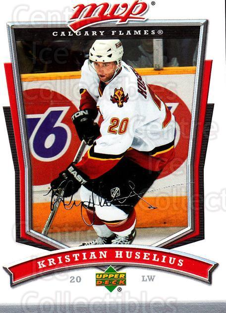 2007-08 Upper Deck MVP #117 Kristian Huselius<br/>5 In Stock - $1.00 each - <a href=https://centericecollectibles.foxycart.com/cart?name=2007-08%20Upper%20Deck%20MVP%20%23117%20Kristian%20Huseli...&quantity_max=5&price=$1.00&code=136353 class=foxycart> Buy it now! </a>