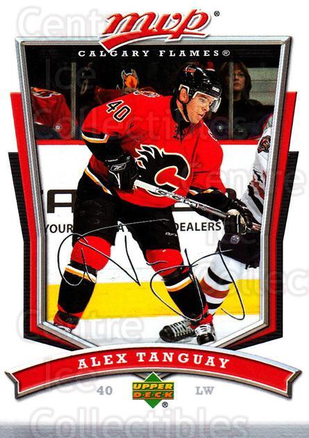 2007-08 Upper Deck MVP #119 Alex Tanguay<br/>5 In Stock - $1.00 each - <a href=https://centericecollectibles.foxycart.com/cart?name=2007-08%20Upper%20Deck%20MVP%20%23119%20Alex%20Tanguay...&quantity_max=5&price=$1.00&code=136355 class=foxycart> Buy it now! </a>