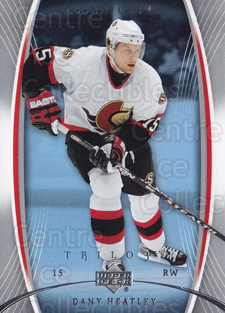 2007-08 UD Trilogy #68 Dany Heatley<br/>3 In Stock - $1.00 each - <a href=https://centericecollectibles.foxycart.com/cart?name=2007-08%20UD%20Trilogy%20%2368%20Dany%20Heatley...&quantity_max=3&price=$1.00&code=136571 class=foxycart> Buy it now! </a>