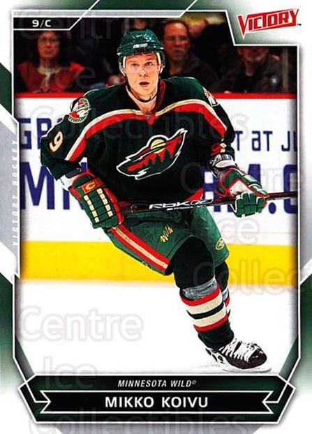 2007-08 UD Victory #141 Mikko Koivu<br/>6 In Stock - $1.00 each - <a href=https://centericecollectibles.foxycart.com/cart?name=2007-08%20UD%20Victory%20%23141%20Mikko%20Koivu...&price=$1.00&code=136679 class=foxycart> Buy it now! </a>
