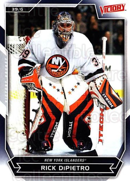 2007-08 UD Victory #15 Rick DiPietro<br/>4 In Stock - $1.00 each - <a href=https://centericecollectibles.foxycart.com/cart?name=2007-08%20UD%20Victory%20%2315%20Rick%20DiPietro...&price=$1.00&code=136688 class=foxycart> Buy it now! </a>