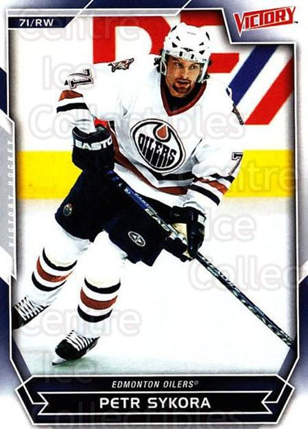 2007-08 UD Victory #165 Petr Sykora<br/>4 In Stock - $1.00 each - <a href=https://centericecollectibles.foxycart.com/cart?name=2007-08%20UD%20Victory%20%23165%20Petr%20Sykora...&price=$1.00&code=136705 class=foxycart> Buy it now! </a>