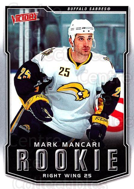 2007-08 UD Victory #202 Mark Mancari<br/>3 In Stock - $2.00 each - <a href=https://centericecollectibles.foxycart.com/cart?name=2007-08%20UD%20Victory%20%23202%20Mark%20Mancari...&price=$2.00&code=136746 class=foxycart> Buy it now! </a>
