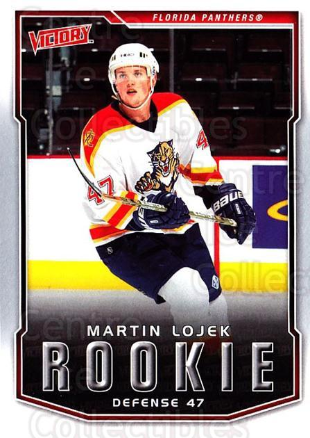 2007-08 UD Victory #215 Martin Lojek<br/>3 In Stock - $2.00 each - <a href=https://centericecollectibles.foxycart.com/cart?name=2007-08%20UD%20Victory%20%23215%20Martin%20Lojek...&price=$2.00&code=136749 class=foxycart> Buy it now! </a>