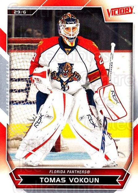 2007-08 UD Victory #268 Tomas Vokoun<br/>6 In Stock - $1.00 each - <a href=https://centericecollectibles.foxycart.com/cart?name=2007-08%20UD%20Victory%20%23268%20Tomas%20Vokoun...&price=$1.00&code=136772 class=foxycart> Buy it now! </a>