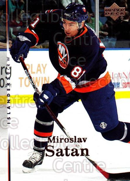 2007-08 Upper Deck #122 Miroslav Satan<br/>12 In Stock - $1.00 each - <a href=https://centericecollectibles.foxycart.com/cart?name=2007-08%20Upper%20Deck%20%23122%20Miroslav%20Satan...&quantity_max=12&price=$1.00&code=136807 class=foxycart> Buy it now! </a>