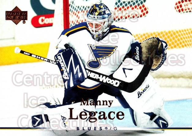 2007-08 Upper Deck #14 Manny Legace<br/>13 In Stock - $1.00 each - <a href=https://centericecollectibles.foxycart.com/cart?name=2007-08%20Upper%20Deck%20%2314%20Manny%20Legace...&quantity_max=13&price=$1.00&code=136826 class=foxycart> Buy it now! </a>
