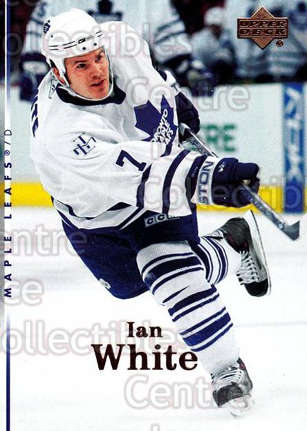 2007-08 Upper Deck #149 Ian White<br/>13 In Stock - $1.00 each - <a href=https://centericecollectibles.foxycart.com/cart?name=2007-08%20Upper%20Deck%20%23149%20Ian%20White...&quantity_max=13&price=$1.00&code=136836 class=foxycart> Buy it now! </a>
