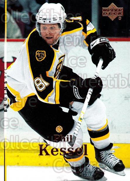2007-08 Upper Deck #165 Phil Kessel<br/>13 In Stock - $1.00 each - <a href=https://centericecollectibles.foxycart.com/cart?name=2007-08%20Upper%20Deck%20%23165%20Phil%20Kessel...&quantity_max=13&price=$1.00&code=136854 class=foxycart> Buy it now! </a>