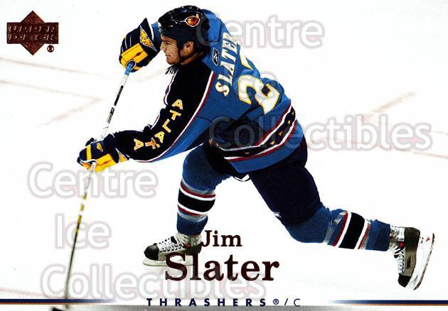 2007-08 Upper Deck #170 Jim Slater<br/>12 In Stock - $1.00 each - <a href=https://centericecollectibles.foxycart.com/cart?name=2007-08%20Upper%20Deck%20%23170%20Jim%20Slater...&quantity_max=12&price=$1.00&code=136860 class=foxycart> Buy it now! </a>