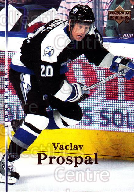 2007-08 Upper Deck #178 Vaclav Prospal<br/>13 In Stock - $1.00 each - <a href=https://centericecollectibles.foxycart.com/cart?name=2007-08%20Upper%20Deck%20%23178%20Vaclav%20Prospal...&quantity_max=13&price=$1.00&code=136868 class=foxycart> Buy it now! </a>