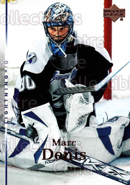 2007-08 Upper Deck #179 Marc Denis<br/>13 In Stock - $1.00 each - <a href=https://centericecollectibles.foxycart.com/cart?name=2007-08%20Upper%20Deck%20%23179%20Marc%20Denis...&quantity_max=13&price=$1.00&code=136869 class=foxycart> Buy it now! </a>