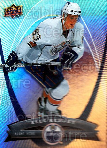 2008-09 McDonalds Upper Deck #22 Ales Hemsky<br/>7 In Stock - $1.00 each - <a href=https://centericecollectibles.foxycart.com/cart?name=2008-09%20McDonalds%20Upper%20Deck%20%2322%20Ales%20Hemsky...&quantity_max=7&price=$1.00&code=136924 class=foxycart> Buy it now! </a>