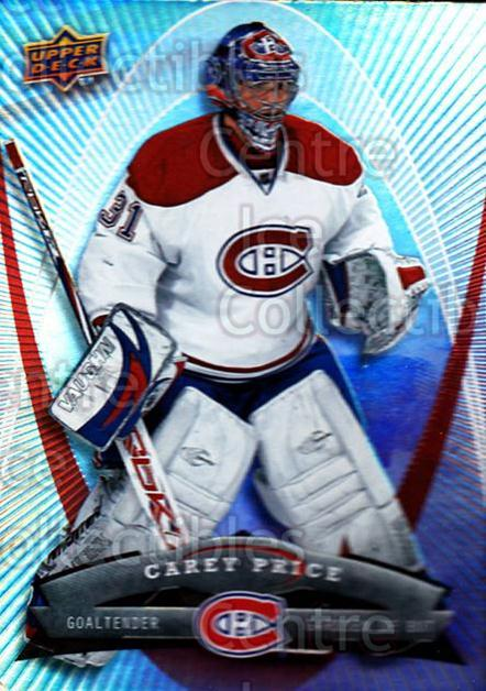 2008-09 McDonalds Upper Deck #26 Carey Price<br/>1 In Stock - $1.00 each - <a href=https://centericecollectibles.foxycart.com/cart?name=2008-09%20McDonalds%20Upper%20Deck%20%2326%20Carey%20Price...&price=$1.00&code=136928 class=foxycart> Buy it now! </a>