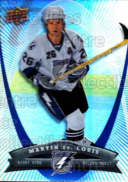 2008-09 McDonalds Upper Deck #44 Martin St. Louis<br/>7 In Stock - $1.00 each - <a href=https://centericecollectibles.foxycart.com/cart?name=2008-09%20McDonalds%20Upper%20Deck%20%2344%20Martin%20St.%20Loui...&quantity_max=7&price=$1.00&code=136947 class=foxycart> Buy it now! </a>