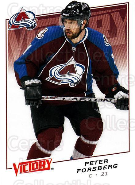 2008-09 UD Victory #146 Peter Forsberg<br/>3 In Stock - $2.00 each - <a href=https://centericecollectibles.foxycart.com/cart?name=2008-09%20UD%20Victory%20%23146%20Peter%20Forsberg...&quantity_max=3&price=$2.00&code=137087 class=foxycart> Buy it now! </a>