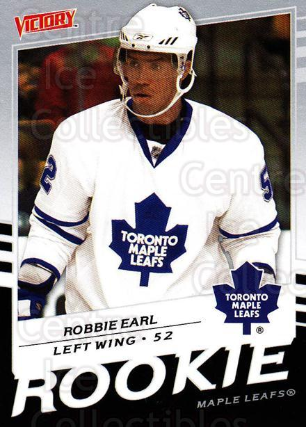 2008-09 UD Victory #206 Robbie Earl<br/>4 In Stock - $2.00 each - <a href=https://centericecollectibles.foxycart.com/cart?name=2008-09%20UD%20Victory%20%23206%20Robbie%20Earl...&quantity_max=4&price=$2.00&code=137153 class=foxycart> Buy it now! </a>