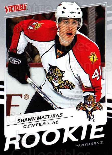 2008-09 UD Victory #210 Shawn Matthias<br/>4 In Stock - $2.00 each - <a href=https://centericecollectibles.foxycart.com/cart?name=2008-09%20UD%20Victory%20%23210%20Shawn%20Matthias...&quantity_max=4&price=$2.00&code=137156 class=foxycart> Buy it now! </a>