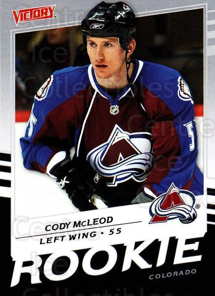 2008-09 UD Victory #226 Cody McLeod<br/>5 In Stock - $2.00 each - <a href=https://centericecollectibles.foxycart.com/cart?name=2008-09%20UD%20Victory%20%23226%20Cody%20McLeod...&quantity_max=5&price=$2.00&code=137166 class=foxycart> Buy it now! </a>