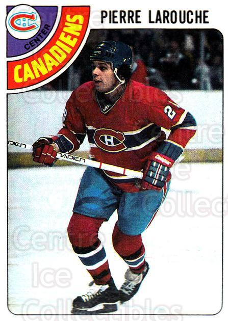 1978-79 Topps #35 Pierre Larouche<br/>10 In Stock - $1.00 each - <a href=https://centericecollectibles.foxycart.com/cart?name=1978-79%20Topps%20%2335%20Pierre%20Larouche...&quantity_max=10&price=$1.00&code=137261 class=foxycart> Buy it now! </a>