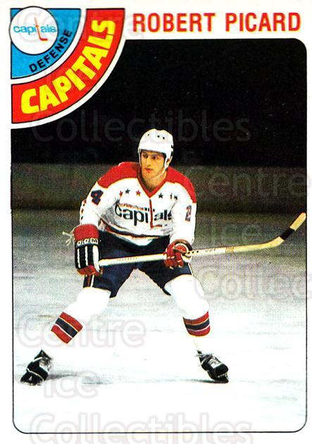 1978-79 Topps #39 Robert Picard<br/>12 In Stock - $2.00 each - <a href=https://centericecollectibles.foxycart.com/cart?name=1978-79%20Topps%20%2339%20Robert%20Picard...&quantity_max=12&price=$2.00&code=137265 class=foxycart> Buy it now! </a>