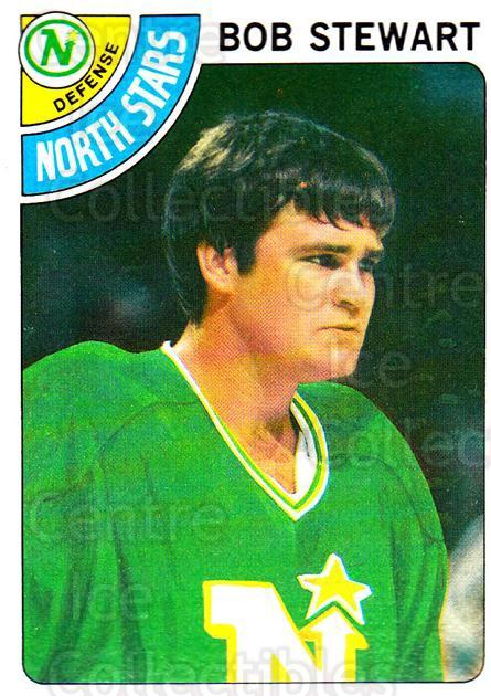 1978-79 Topps #46 Bob Stewart<br/>12 In Stock - $1.00 each - <a href=https://centericecollectibles.foxycart.com/cart?name=1978-79%20Topps%20%2346%20Bob%20Stewart...&quantity_max=12&price=$1.00&code=137273 class=foxycart> Buy it now! </a>