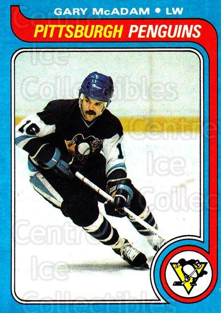 1979-80 Topps #72 Gary McAdam<br/>5 In Stock - $1.00 each - <a href=https://centericecollectibles.foxycart.com/cart?name=1979-80%20Topps%20%2372%20Gary%20McAdam...&quantity_max=5&price=$1.00&code=137491 class=foxycart> Buy it now! </a>