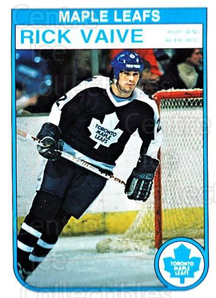 1982-83 O-Pee-Chee #335 Rick Vaive<br/>8 In Stock - $1.00 each - <a href=https://centericecollectibles.foxycart.com/cart?name=1982-83%20O-Pee-Chee%20%23335%20Rick%20Vaive...&quantity_max=8&price=$1.00&code=137670 class=foxycart> Buy it now! </a>