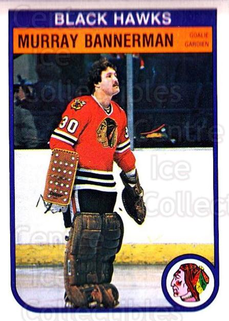 1982-83 O-Pee-Chee #61 Murray Bannerman<br/>7 In Stock - $1.00 each - <a href=https://centericecollectibles.foxycart.com/cart?name=1982-83%20O-Pee-Chee%20%2361%20Murray%20Bannerma...&quantity_max=7&price=$1.00&code=137758 class=foxycart> Buy it now! </a>
