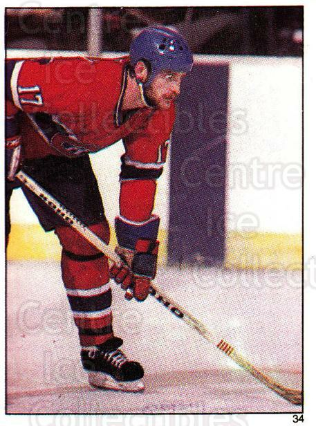 1982-83 O-Pee-Chee Stickers #34 Rod Langway<br/>4 In Stock - $2.00 each - <a href=https://centericecollectibles.foxycart.com/cart?name=1982-83%20O-Pee-Chee%20Stickers%20%2334%20Rod%20Langway...&quantity_max=4&price=$2.00&code=137827 class=foxycart> Buy it now! </a>