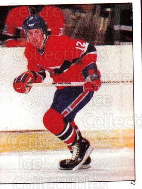 1982-83 O-Pee-Chee Stickers #43 Keith Acton<br/>6 In Stock - $2.00 each - <a href=https://centericecollectibles.foxycart.com/cart?name=1982-83%20O-Pee-Chee%20Stickers%20%2343%20Keith%20Acton...&quantity_max=6&price=$2.00&code=137836 class=foxycart> Buy it now! </a>