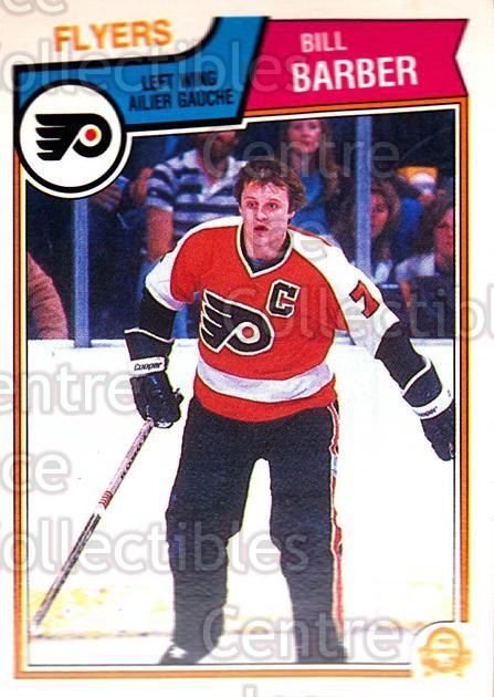 1983-84 O-Pee-Chee #260 Bill Barber<br/>8 In Stock - $1.00 each - <a href=https://centericecollectibles.foxycart.com/cart?name=1983-84%20O-Pee-Chee%20%23260%20Bill%20Barber...&quantity_max=8&price=$1.00&code=138087 class=foxycart> Buy it now! </a>