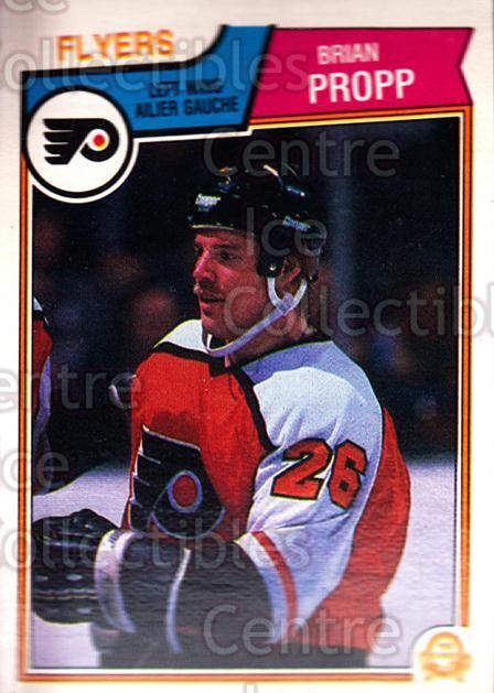 1983-84 O-Pee-Chee #271 Brian Propp<br/>8 In Stock - $1.00 each - <a href=https://centericecollectibles.foxycart.com/cart?name=1983-84%20O-Pee-Chee%20%23271%20Brian%20Propp...&quantity_max=8&price=$1.00&code=138098 class=foxycart> Buy it now! </a>