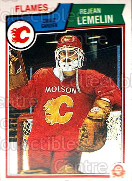 1983-84 O-Pee-Chee #86 Rejean Lemelin<br/>9 In Stock - $1.00 each - <a href=https://centericecollectibles.foxycart.com/cart?name=1983-84%20O-Pee-Chee%20%2386%20Rejean%20Lemelin...&price=$1.00&code=138275 class=foxycart> Buy it now! </a>