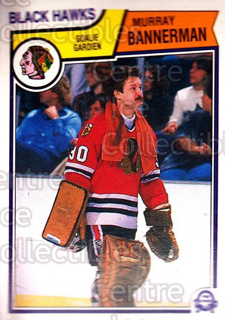 1983-84 O-Pee-Chee #97 Murray Bannerman<br/>11 In Stock - $1.00 each - <a href=https://centericecollectibles.foxycart.com/cart?name=1983-84%20O-Pee-Chee%20%2397%20Murray%20Bannerma...&quantity_max=11&price=$1.00&code=138287 class=foxycart> Buy it now! </a>