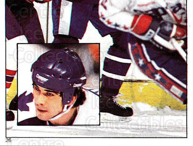 1983-84 O-Pee-Chee Stickers #26 Rick Vaive<br/>5 In Stock - $1.00 each - <a href=https://centericecollectibles.foxycart.com/cart?name=1983-84%20O-Pee-Chee%20Stickers%20%2326%20Rick%20Vaive...&quantity_max=5&price=$1.00&code=138311 class=foxycart> Buy it now! </a>