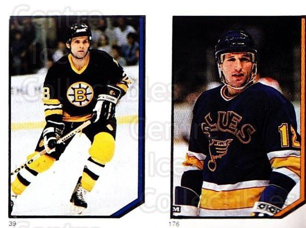 1986-87 O-Pee-Chee Stickers #039-176 Reed Larson, Ron Flockhart<br/>4 In Stock - $2.00 each - <a href=https://centericecollectibles.foxycart.com/cart?name=1986-87%20O-Pee-Chee%20Stickers%20%23039-176%20Reed%20Larson,%20Ro...&quantity_max=4&price=$2.00&code=138814 class=foxycart> Buy it now! </a>
