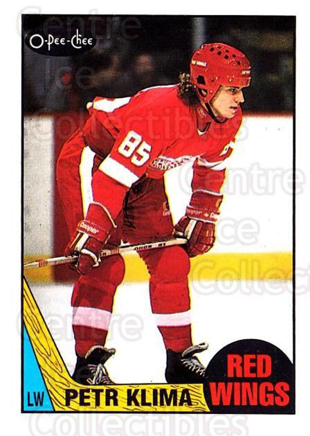 1987-88 O-Pee-Chee #26 Petr Klima<br/>2 In Stock - $1.00 each - <a href=https://centericecollectibles.foxycart.com/cart?name=1987-88%20O-Pee-Chee%20%2326%20Petr%20Klima...&quantity_max=2&price=$1.00&code=138922 class=foxycart> Buy it now! </a>