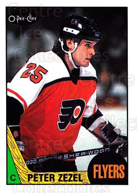 1987-88 O-Pee-Chee #71 Peter Zezel<br/>9 In Stock - $1.00 each - <a href=https://centericecollectibles.foxycart.com/cart?name=1987-88%20O-Pee-Chee%20%2371%20Peter%20Zezel...&quantity_max=9&price=$1.00&code=138972 class=foxycart> Buy it now! </a>