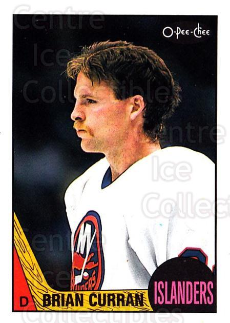 1987-88 O-Pee-Chee #90 Brian Curran<br/>8 In Stock - $1.00 each - <a href=https://centericecollectibles.foxycart.com/cart?name=1987-88%20O-Pee-Chee%20%2390%20Brian%20Curran...&quantity_max=8&price=$1.00&code=138993 class=foxycart> Buy it now! </a>